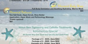 Spa Specials for Spring and Summer Spa located in Whitby Ontario